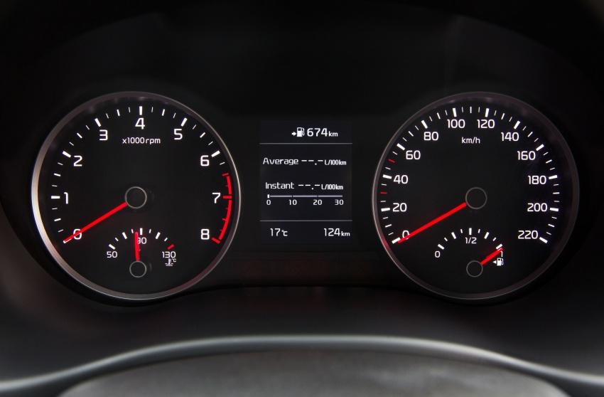 2017 Kia Rio – full details of new B-segment hatch Image #549947
