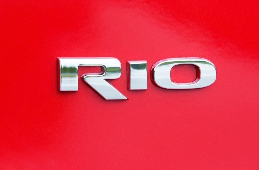2017 Kia Rio – full details of new B-segment hatch Image #549949