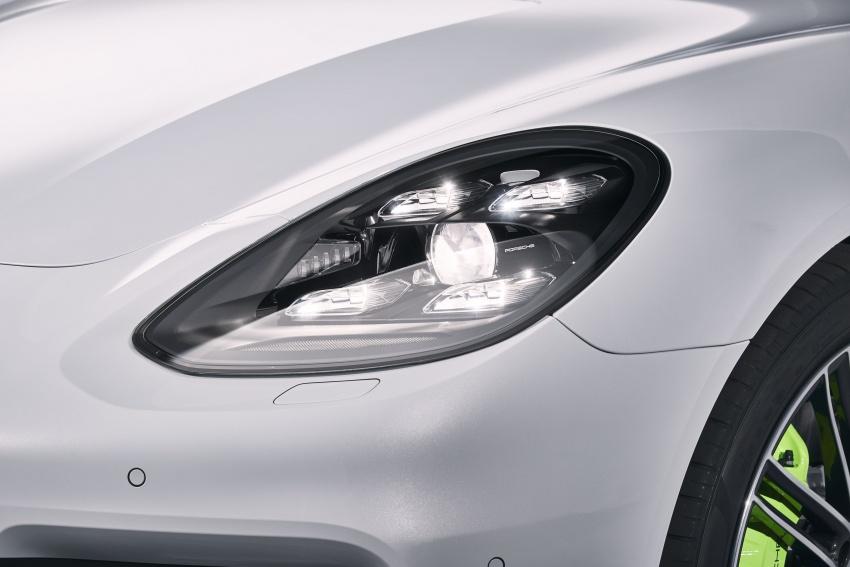 Porsche Panamera 4 E-Hybrid – 462 hp plug-in hybrid Image #547688