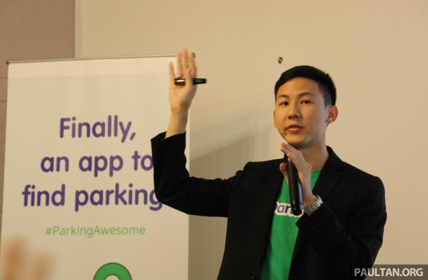 ParkEasy smartphone app aims to ease parking hassle Image #557681