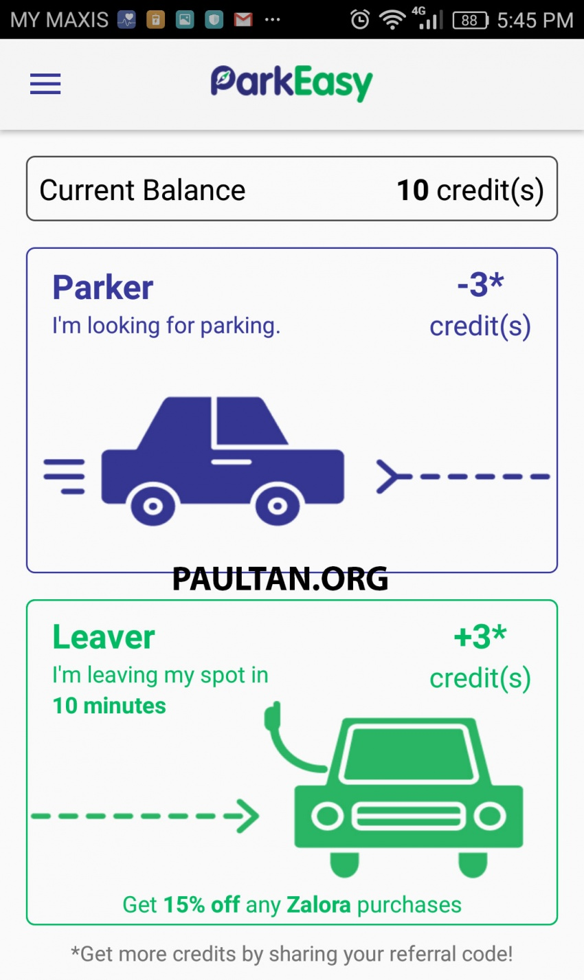 ParkEasy smartphone app aims to ease parking hassle Image #557657