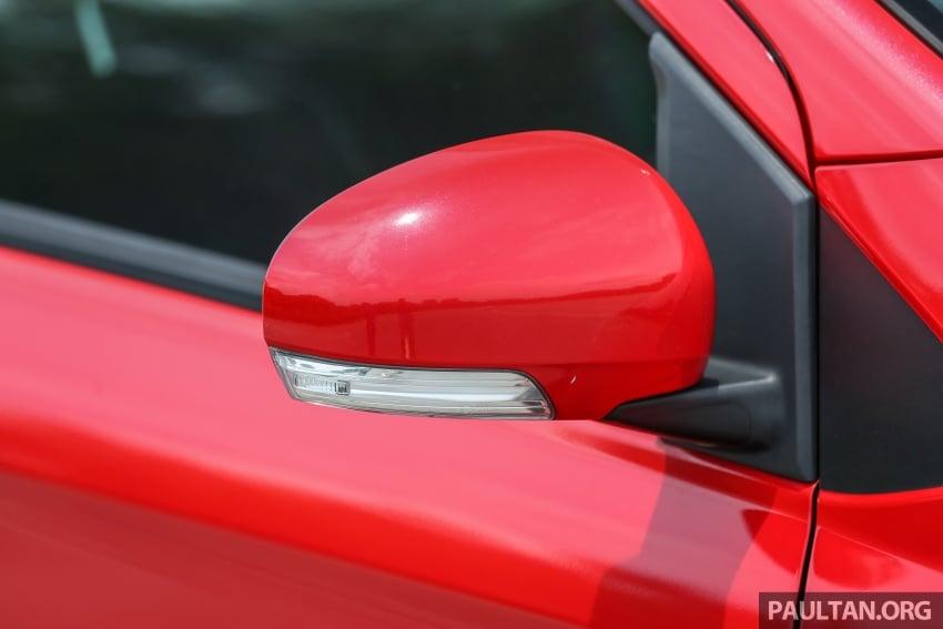 GALERI: Perodua Axia vs Bezza – persaingan keluarga Image #544705