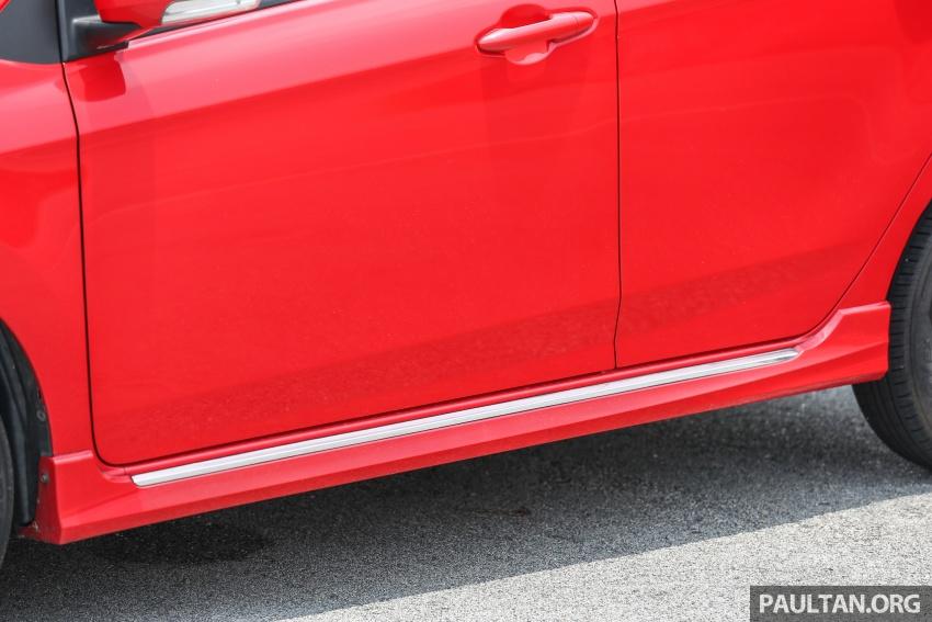GALERI: Perodua Axia vs Bezza – persaingan keluarga Image #544707
