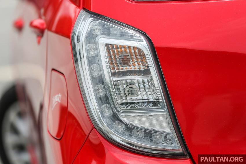 GALLERY: Perodua Bezza vs Axia – sibling rivalry Image #544352