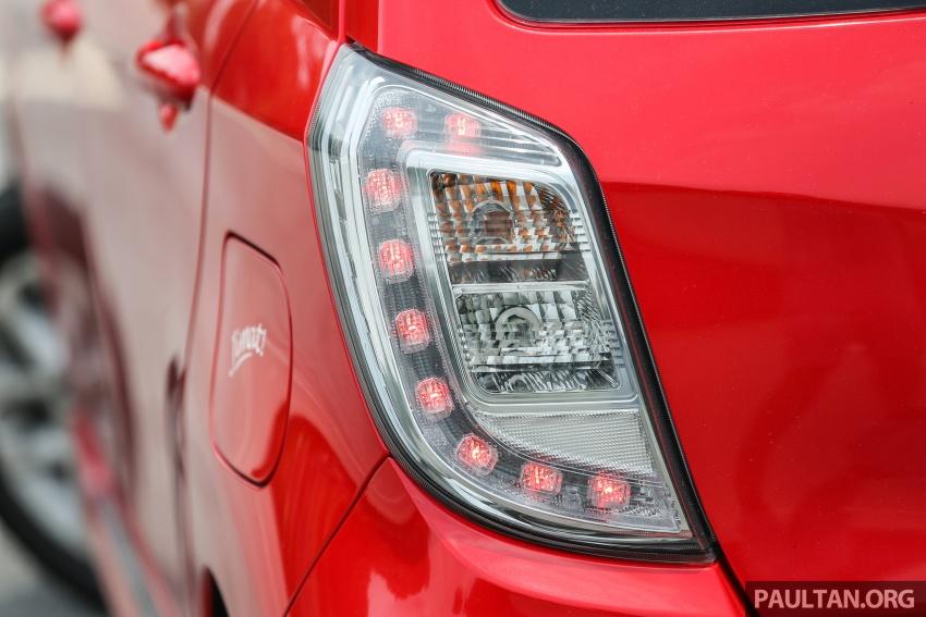 GALLERY: Perodua Bezza vs Axia – sibling rivalry Image #544353