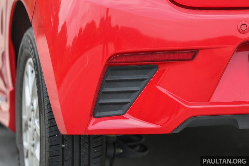 GALLERY: Perodua Bezza vs Axia – sibling rivalry Image #544355
