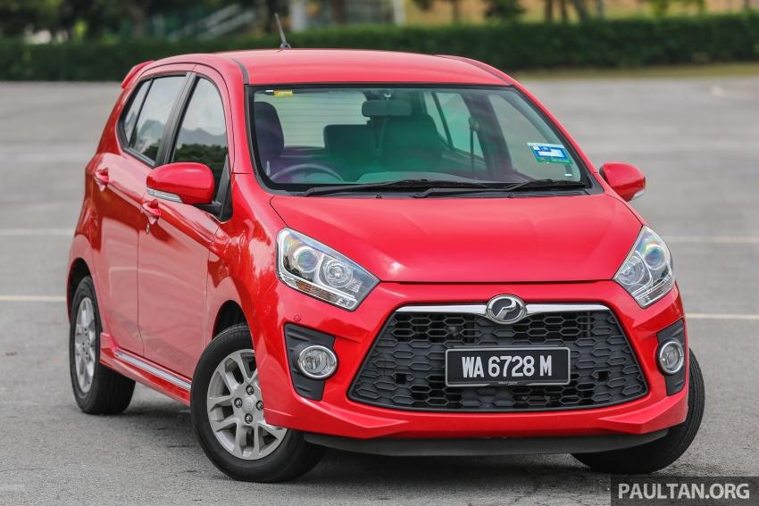 GALLERY: Perodua Bezza vs Axia – sibling rivalry Image #544332