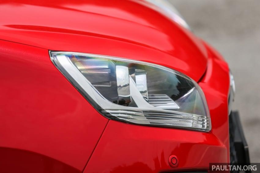 GALERI: Perodua Axia vs Bezza – persaingan keluarga Image #544695