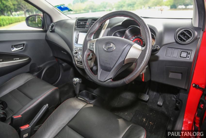 GALERI: Perodua Axia vs Bezza – persaingan keluarga Image #545173