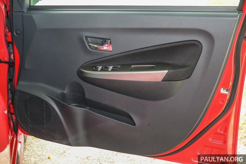 GALLERY: Perodua Bezza vs Axia – sibling rivalry Image #544375