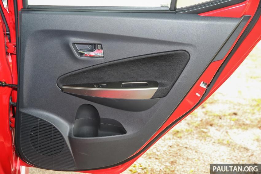 GALERI: Perodua Axia vs Bezza – persaingan keluarga Image #545188