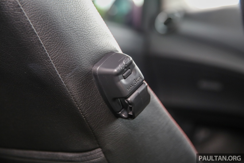 GALLERY: Perodua Bezza vs Axia – sibling rivalry Image #544380