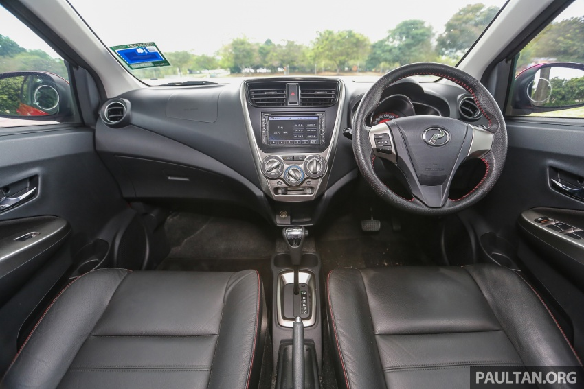 GALLERY: Perodua Bezza vs Axia – sibling rivalry Image #544383