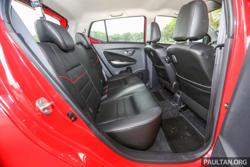 GALLERY: Perodua Bezza vs Axia – sibling rivalry Image #544389