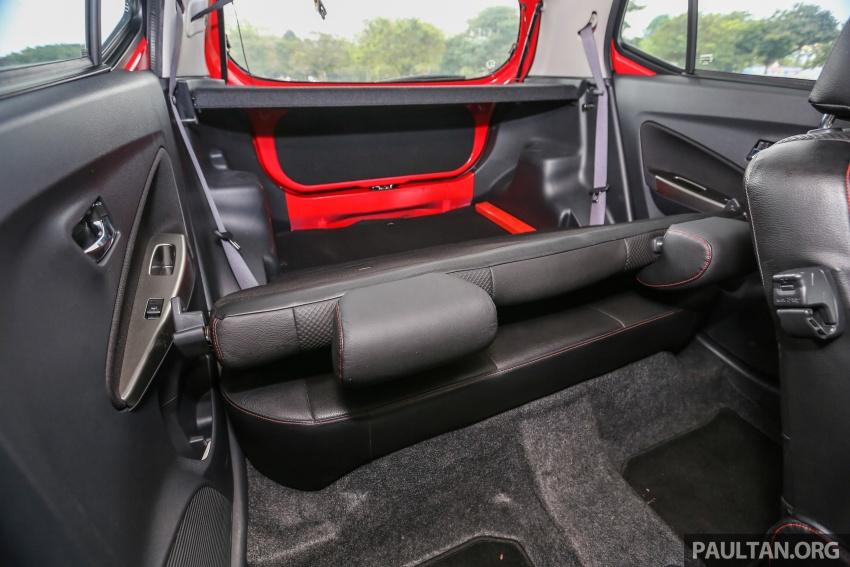 GALLERY: Perodua Bezza vs Axia – sibling rivalry Image #544391