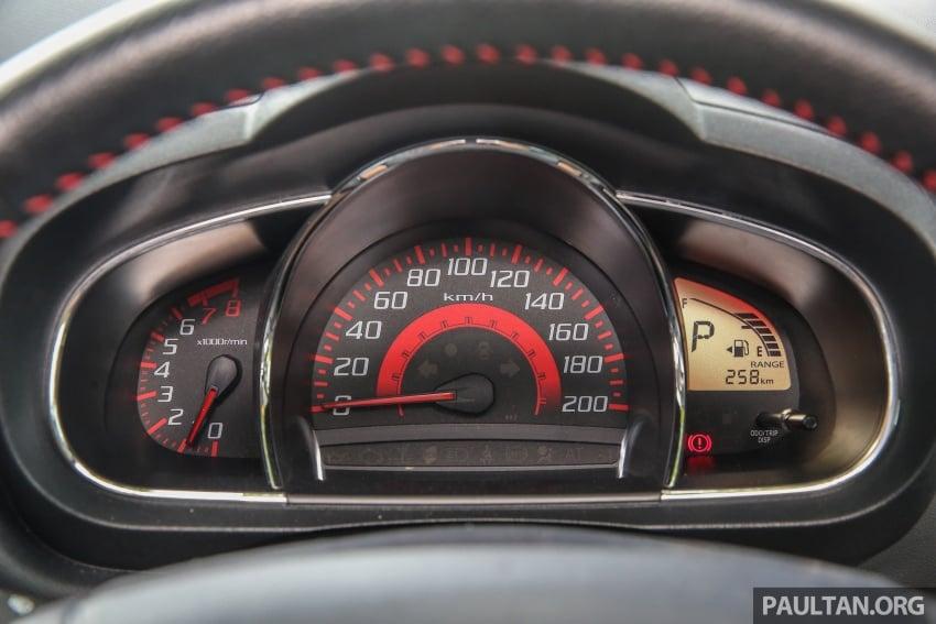 GALERI: Perodua Axia vs Bezza – persaingan keluarga Image #545175