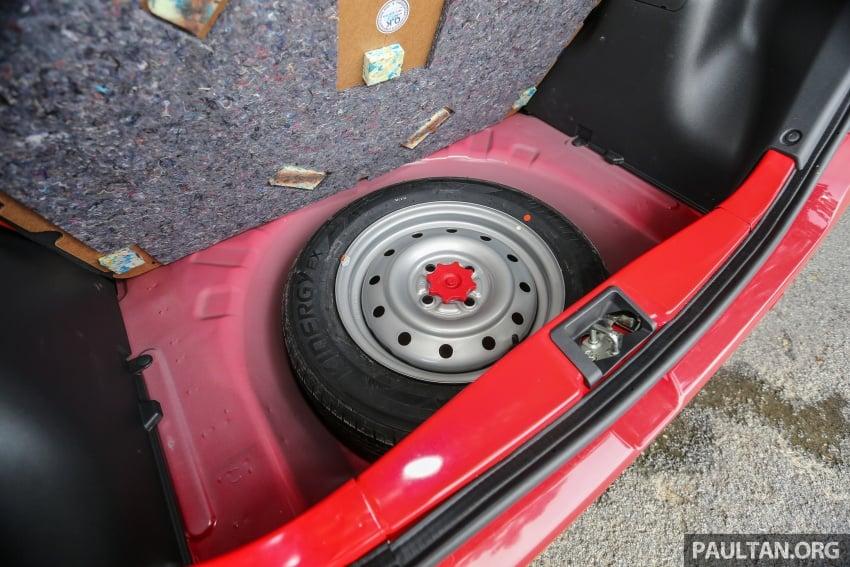 GALERI: Perodua Axia vs Bezza – persaingan keluarga Image #545204