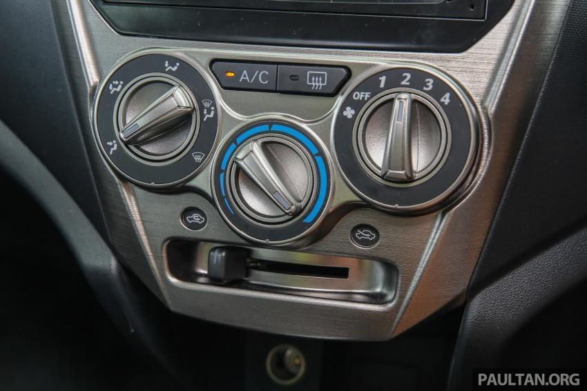 GALERI: Perodua Axia vs Bezza – persaingan keluarga Image #545180