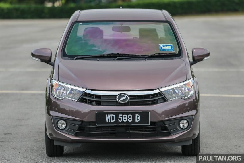 GALLERY: Perodua Bezza vs Axia – sibling rivalry Image #544395