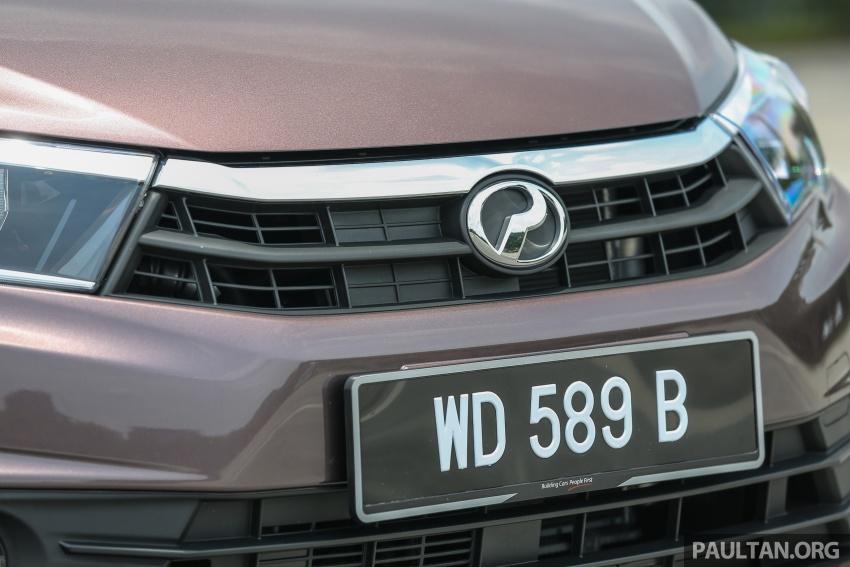 GALERI: Perodua Axia vs Bezza – persaingan keluarga Image #544775