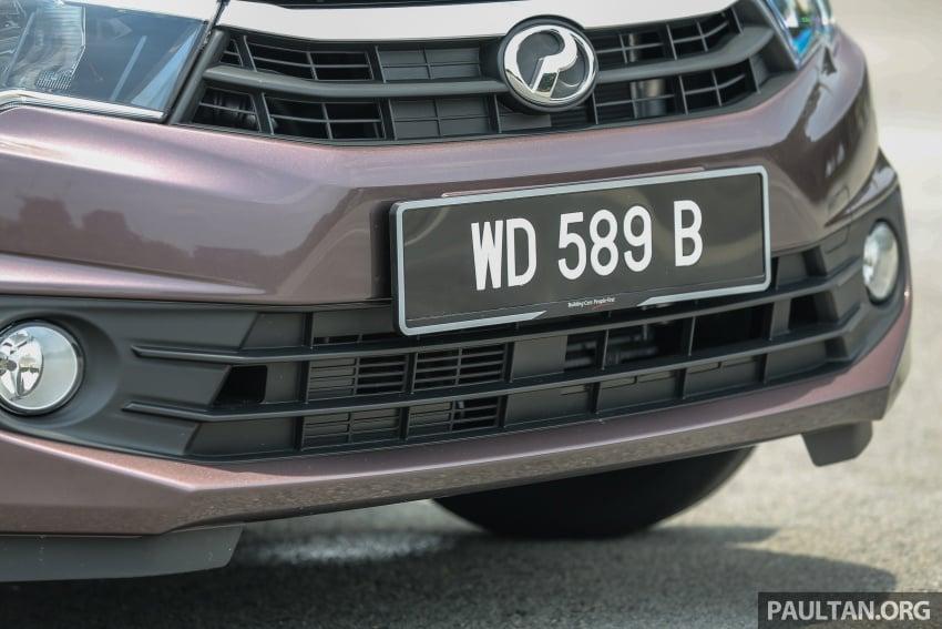 GALLERY: Perodua Bezza vs Axia – sibling rivalry Image #544405