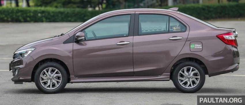 GALERI: Perodua Axia vs Bezza – persaingan keluarga Image #544777