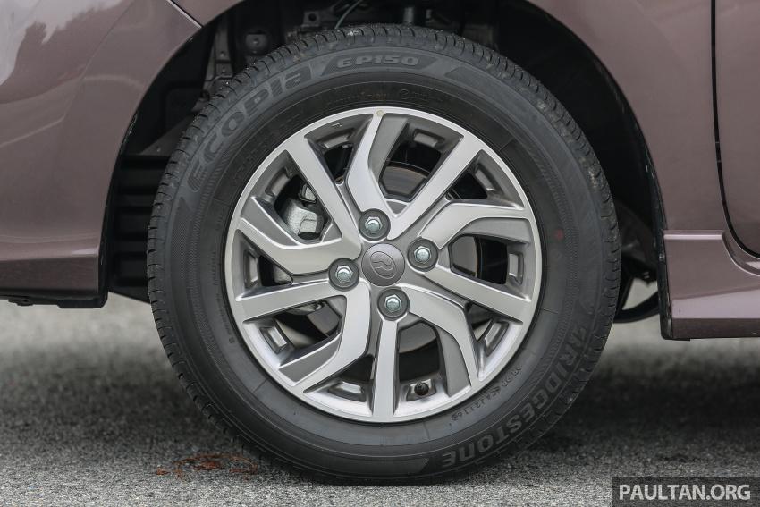 GALERI: Perodua Axia vs Bezza – persaingan keluarga Image #544779