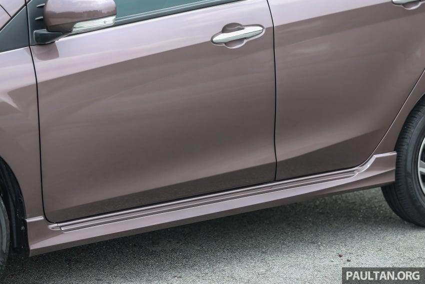 GALERI: Perodua Axia vs Bezza – persaingan keluarga Image #544783