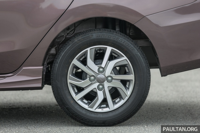 GALERI: Perodua Axia vs Bezza – persaingan keluarga Image #544784