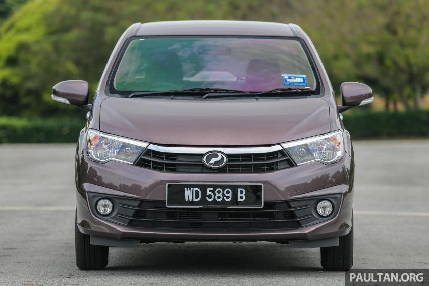 GALLERY: Perodua Bezza vs Axia – sibling rivalry Image #544396