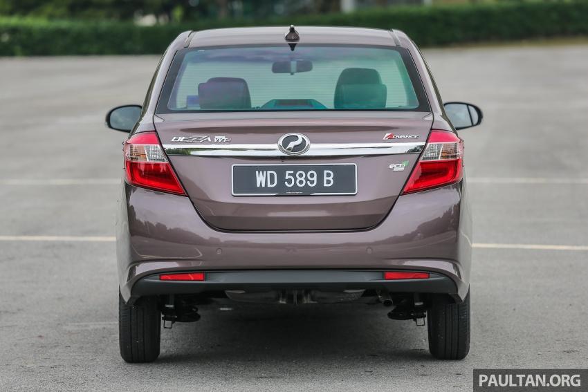 GALERI: Perodua Axia vs Bezza – persaingan keluarga Image #544786
