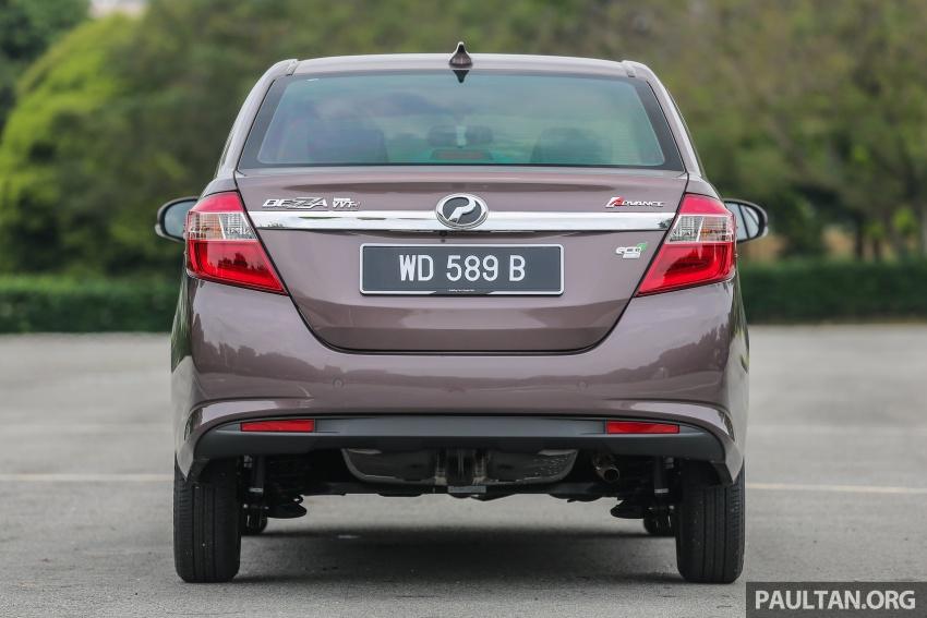 GALERI: Perodua Axia vs Bezza – persaingan keluarga Image #544787