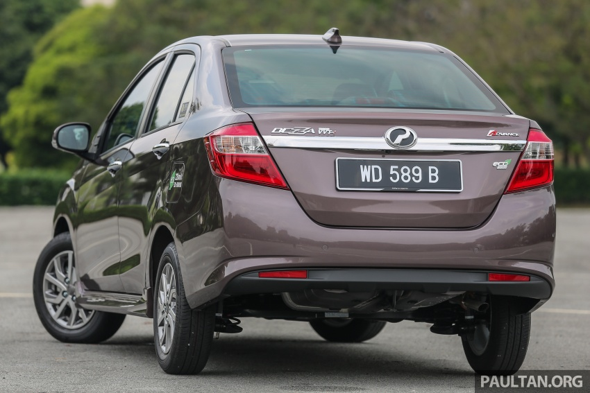 GALLERY: Perodua Bezza vs Axia – sibling rivalry Image #544419