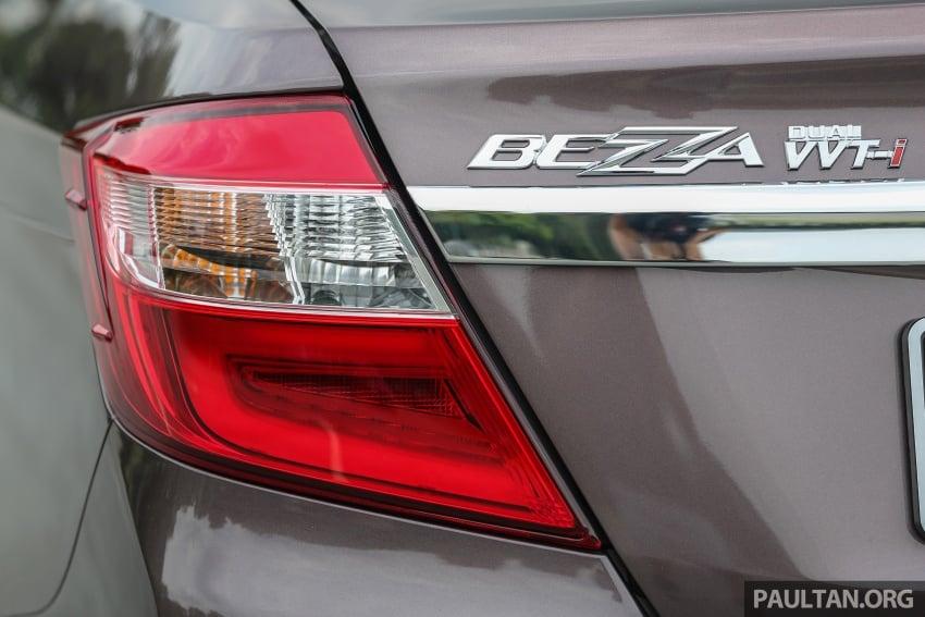 GALLERY: Perodua Bezza vs Axia – sibling rivalry Image #544420
