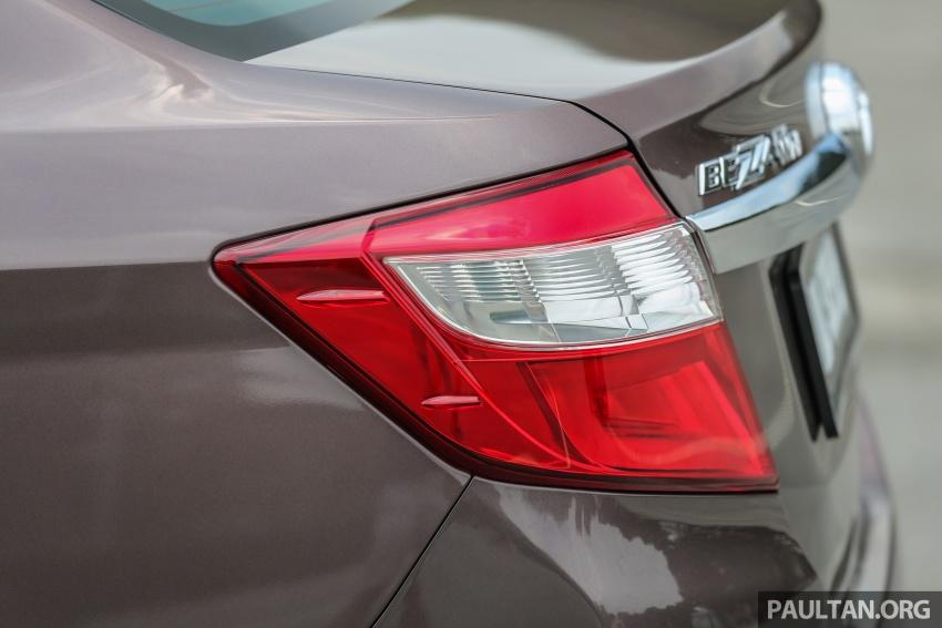 GALERI: Perodua Axia vs Bezza – persaingan keluarga Image #544794