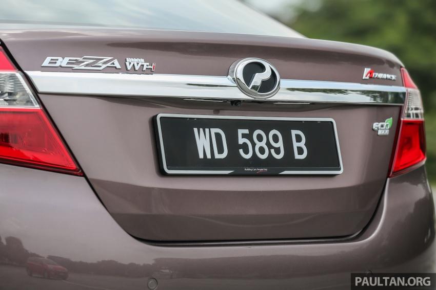 GALERI: Perodua Axia vs Bezza – persaingan keluarga Image #544796