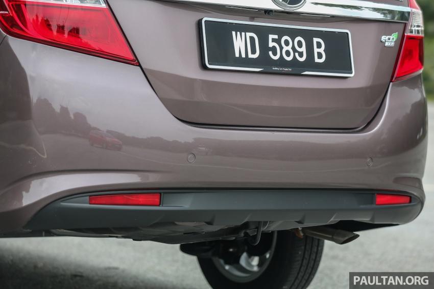 GALERI: Perodua Axia vs Bezza – persaingan keluarga Image #544797