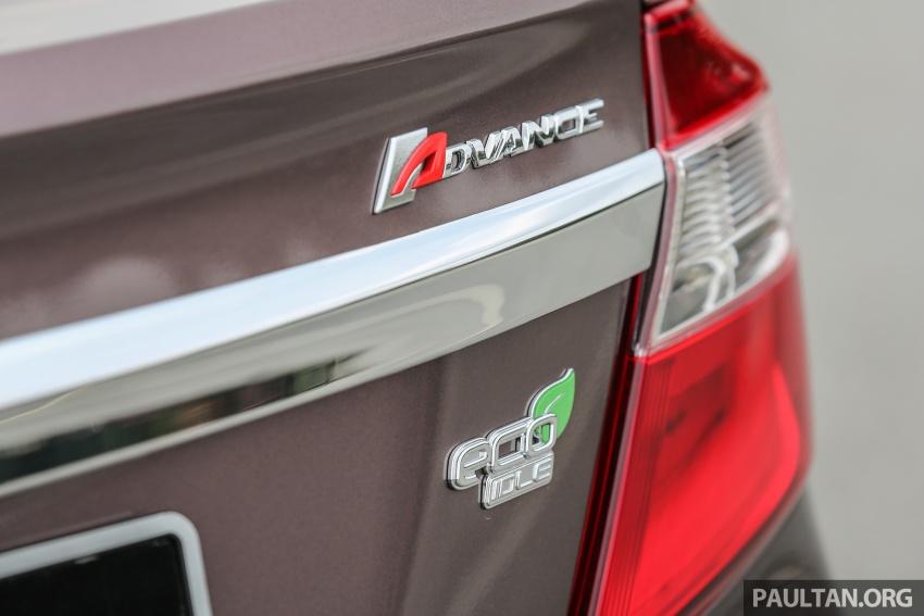GALERI: Perodua Axia vs Bezza – persaingan keluarga Image #544798