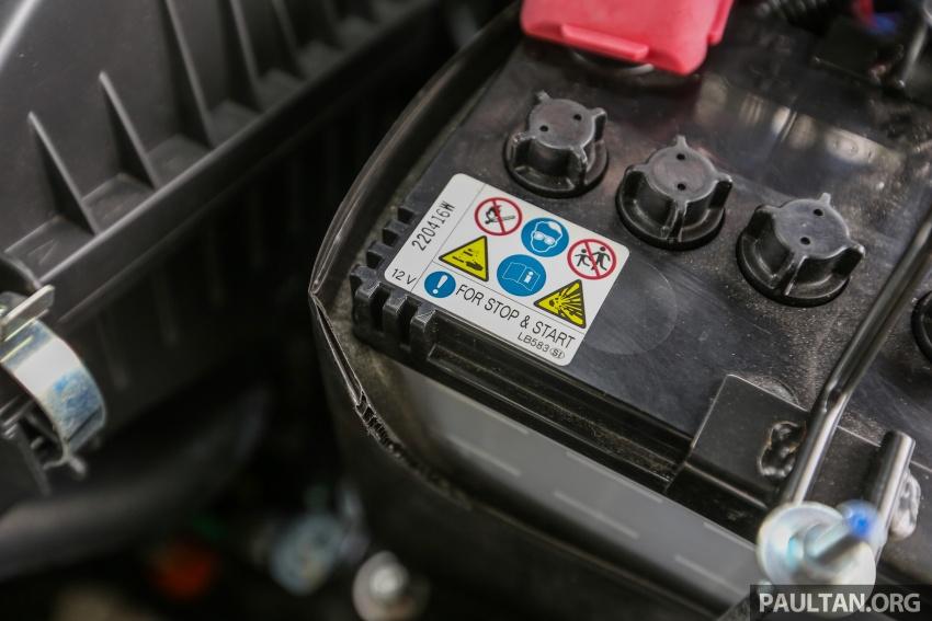 GALERI: Perodua Axia vs Bezza – persaingan keluarga Image #544801