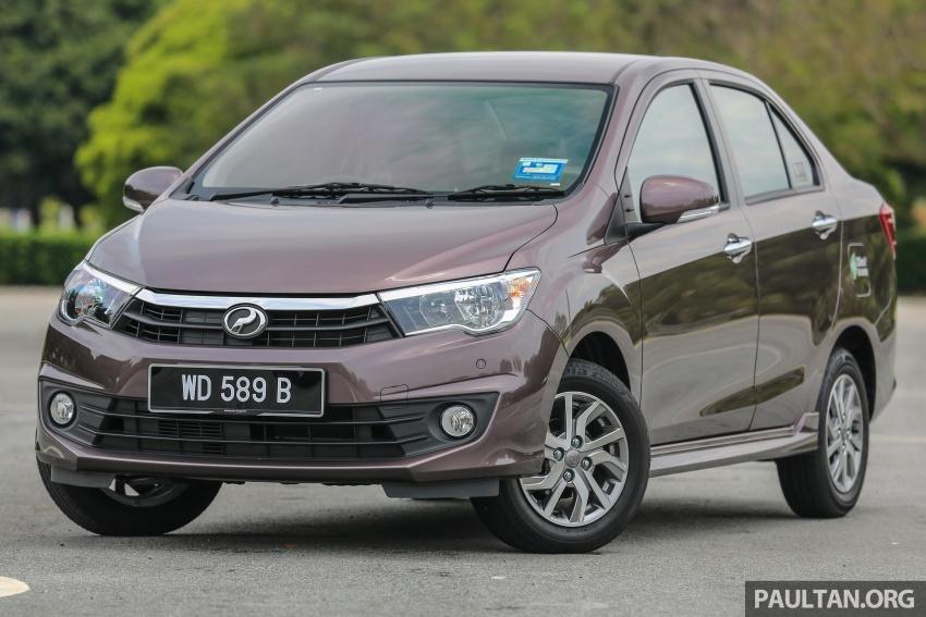 GALERI: Perodua Axia vs Bezza – persaingan keluarga Image #544766