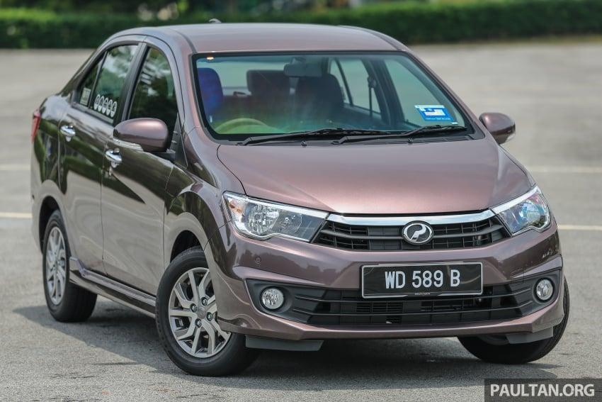 GALERI: Perodua Axia vs Bezza – persaingan keluarga Image #544767