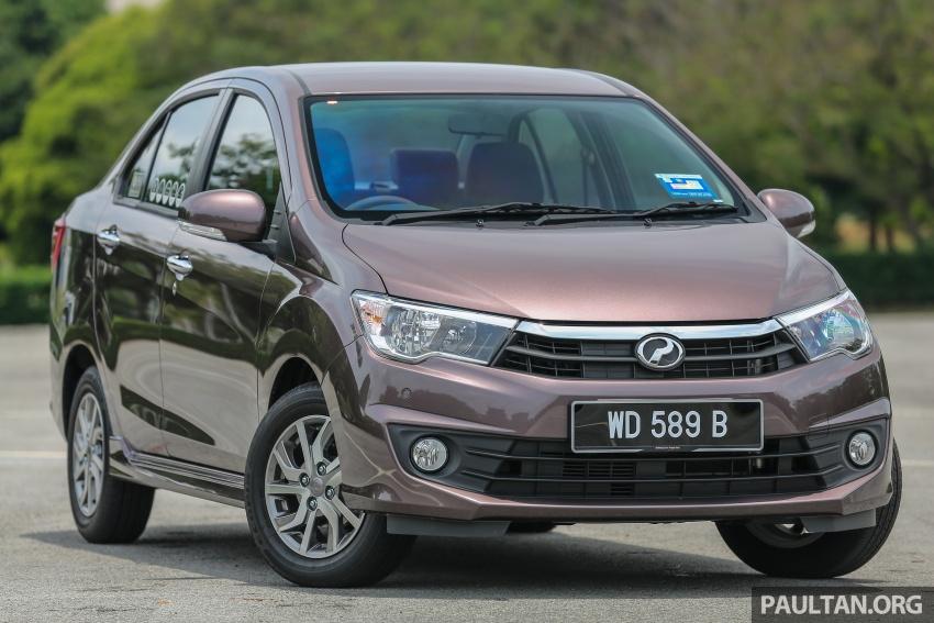 GALERI: Perodua Axia vs Bezza – persaingan keluarga Image #544769
