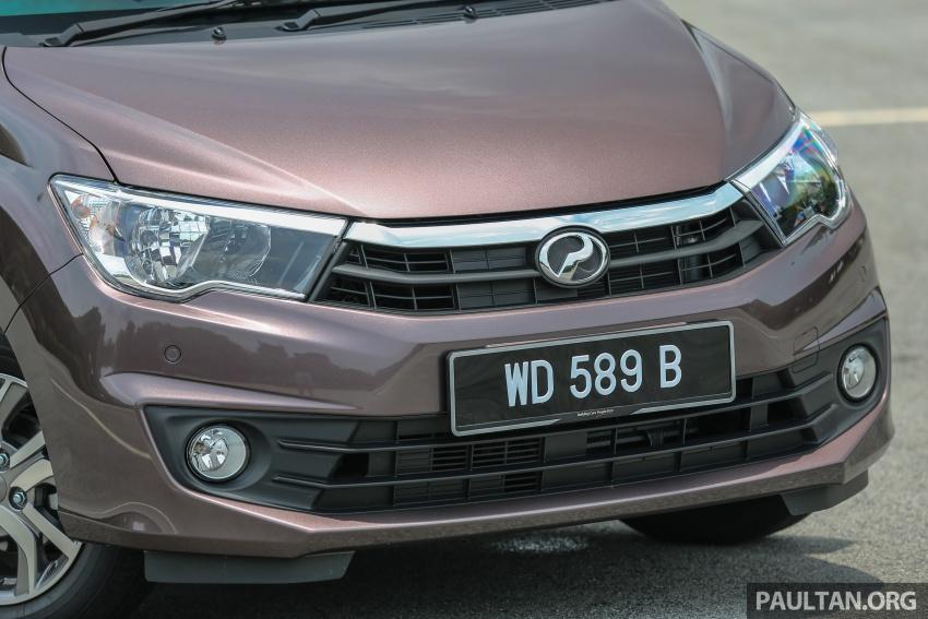 GALERI: Perodua Axia vs Bezza – persaingan keluarga Image #544771