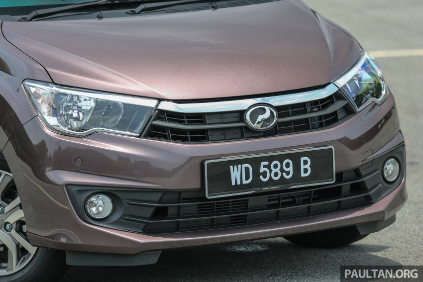 GALLERY: Perodua Bezza vs Axia – sibling rivalry Image #544401