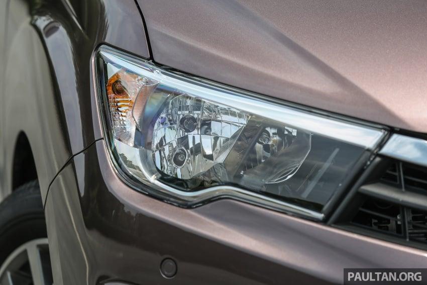 GALERI: Perodua Axia vs Bezza – persaingan keluarga Image #544773