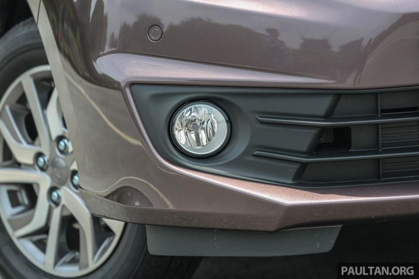GALERI: Perodua Axia vs Bezza – persaingan keluarga Image #544774