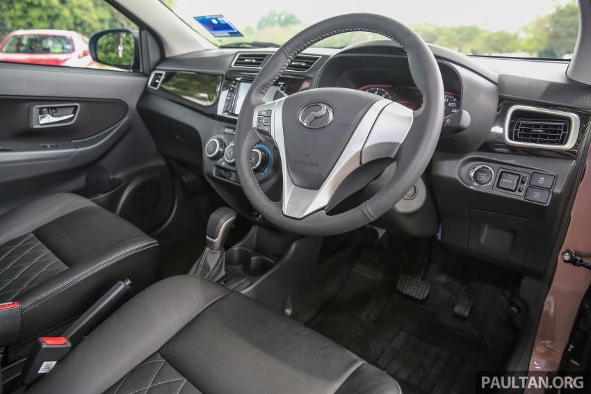 GALERI: Perodua Axia vs Bezza – persaingan keluarga Image #544802
