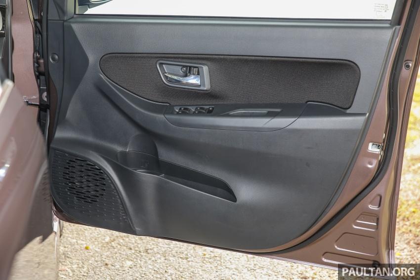 GALERI: Perodua Axia vs Bezza – persaingan keluarga Image #544823