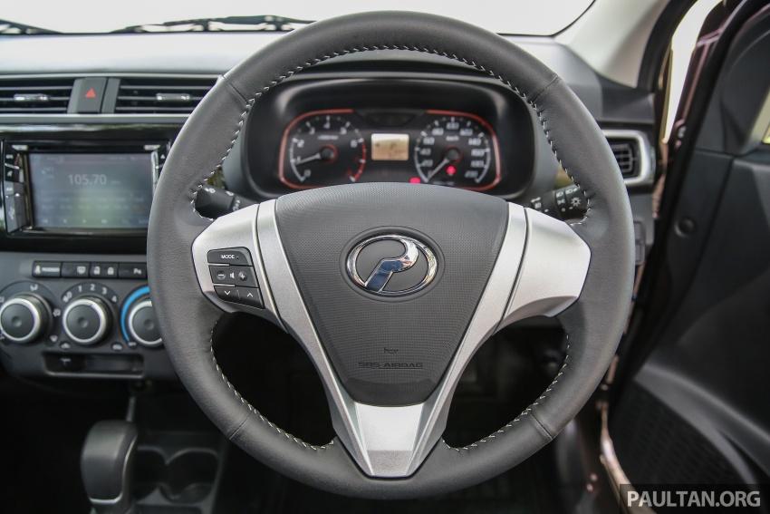 GALERI: Perodua Axia vs Bezza – persaingan keluarga Image #544803