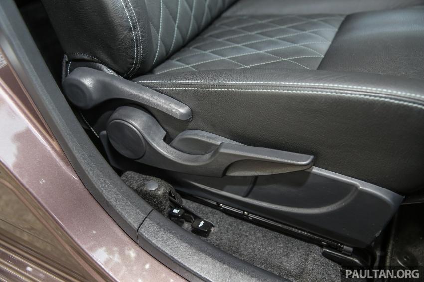 GALERI: Perodua Axia vs Bezza – persaingan keluarga Image #544825